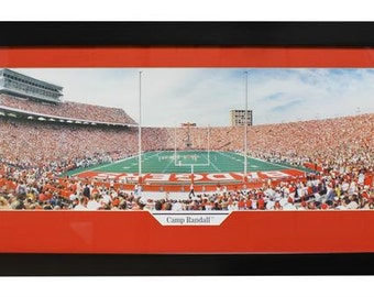15x35 panoramic frame univ of wisconsin camp randall