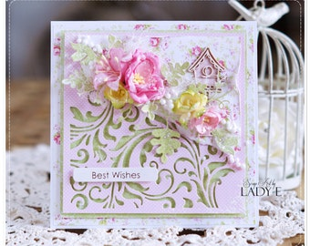 One Of A Kind Handmade Any Occasion, Best Wishes, Birthday Card
