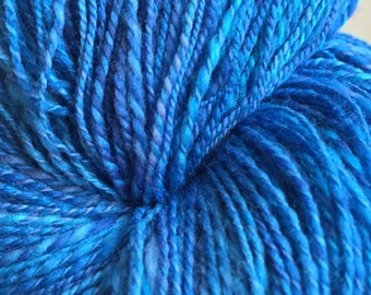 Shores of Iona Hand Spun/Hand Dyed 100% Merino Lace Weight Yarn (500 Yd.)