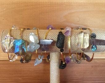 Custom Made Wire Bangle