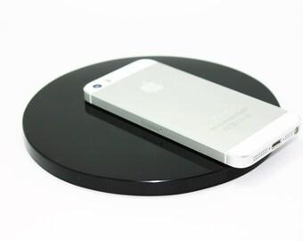 Black Obsidian Mirror 15cm
