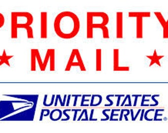 USPS Priority Mail Shipping ADD ON