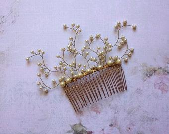 Wedding Hair Comb Bridal Hair Comb Wedding Comb Bridal comb Wedding Haircomb Bridal Hair Piece Bridal Headpiece Bridal Head Piece