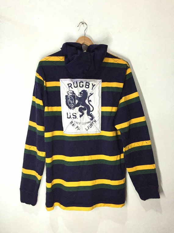polo rugby hoodie by ralph lauren spellout by. Black Bedroom Furniture Sets. Home Design Ideas