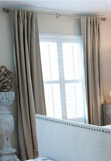 Curtain Decor Ideas For Living Room: Window Curtain Panels Linen Curtains Custom Curtains Custom