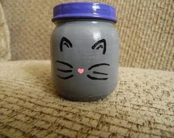 Little kitty jar