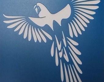 Flying Parrot 01