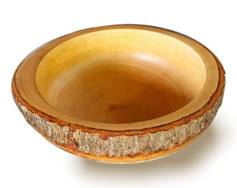 HAND CRAFTED BOWL