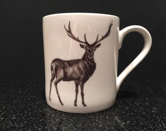Stag Deer mug