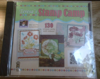 Teresa's Stamp Camp DVD