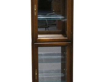"JASPER CABINET Bastille 24"" Lighted Display / Curio Cabinet Model 555"