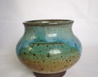 Handmade Ceramic Vase, Handmade Vase
