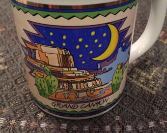 Vintage Grand Canyon Mug
