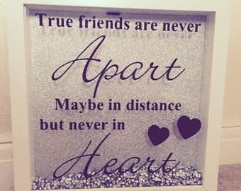 True Friends Are Never Apart Frame