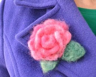 Custom Flower Pin