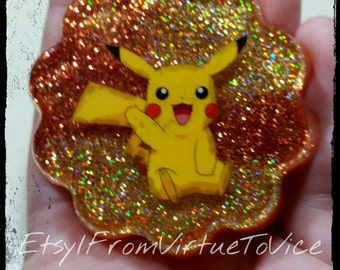 Resin Pokemon accessories