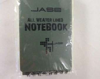 Waterproof Notebook 5 Pack