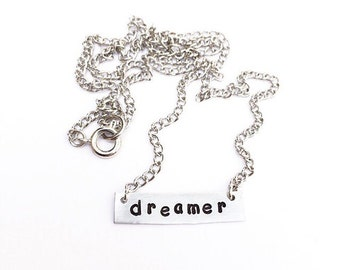 dreamer necklace