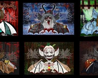 Creatures of the Fright-HHN 26 Haunt Edition