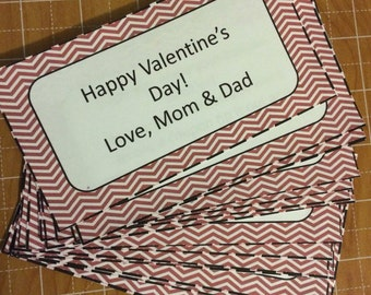 Kids Valentines Day coupon book