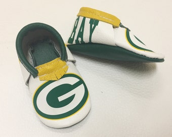 Green Bay Packers Moccasins