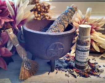 D.U.M.E.  Incense Hoodoo Blowing Powders