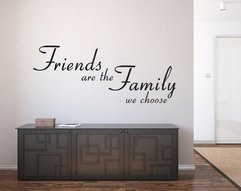 Family & Friends Decals