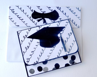 Graduation Gift card holder / Money Holder