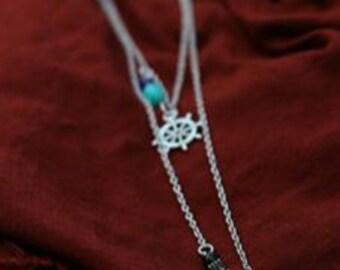 Lost at Sea Necklace