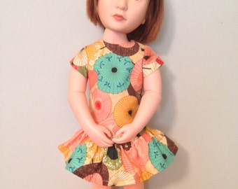 A Girl For All Time Play Dress and Leggings for Clementine