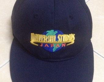 Vintage Caps Universal Studio Japan