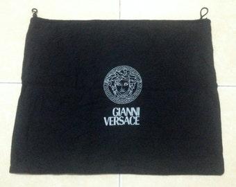 Vintage Gianni Versace Dust Bag.