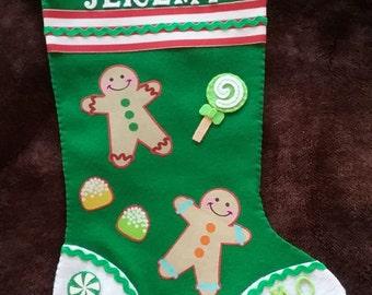 Sweet Christmas Treat Christmas Stocking