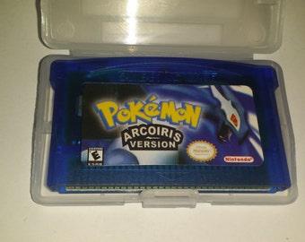 Pokemon Arcoiris Version GBA