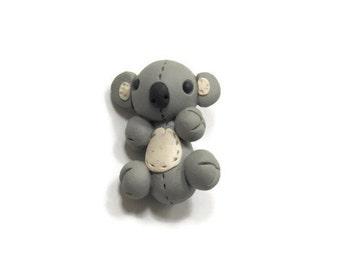 Polymer clay Koala