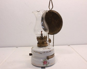 Oil Lamp Reflector Etsy