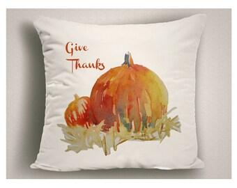 Thanksgiving Pillow Covers, Thanksgiving Pillows, Designer Throw Pillows, Thanksgiving Decorations, Thanksgiving Decor, Hostess Gift