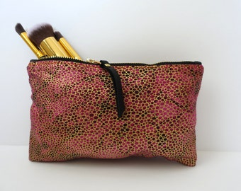Beauty Bag | Cosmetic Bag | Makeup Bag | Toiletry Pouch