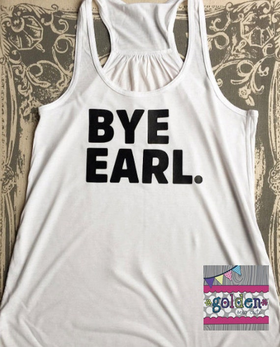 Dixie Chicks Concert Tank, Bye Earl, Goodbye Earl, DCX, Tank, Tee,
