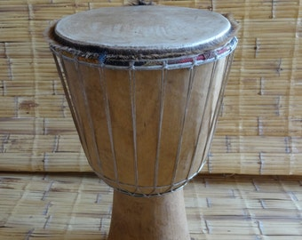 Djembe 4kg,big size,from Malawi,handmade,wooden craft