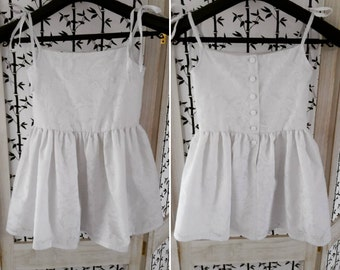 Children dress, dress with muslin, cotton dress, summer dress girl