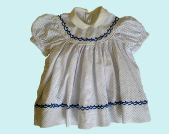 summer dress vintage baby 9 months to 1 year