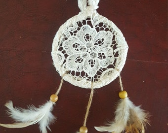 """Dreamcatcher """"In love with lace"""""""