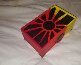 Sunshine Jewlery Box