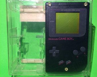 Black Nintendo Gameboy