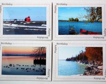 LoJo Photo Cards - Door County Happy Birthday