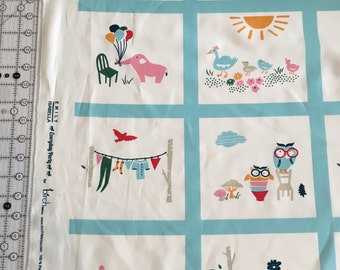 Brich Organic Everyday Party by Emily Isabella-Fabric by the Yard EL 09
