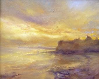A Last Walk - Tynemouth Priory
