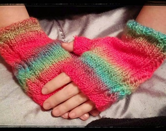 Side Cable Mitts