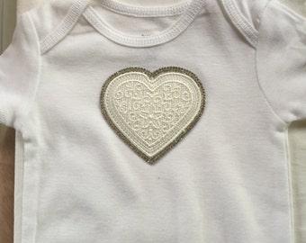 Baby onesie  6-9 months